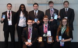 Clarkston Business Professionals of America (BPA) Students Head to Nationals
