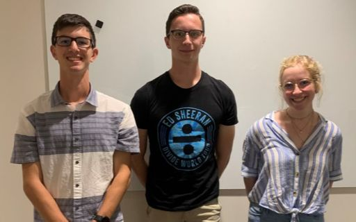 Three CHS Students Named National Merit Scholarship Semifinalists